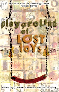 Playground of Lost Toys cover