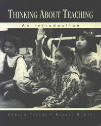 Thinking About Teaching Cover
